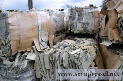 we have ABS Computer Scrap  available ready for export